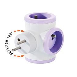 Triplite violet pastel - Edition Limitée