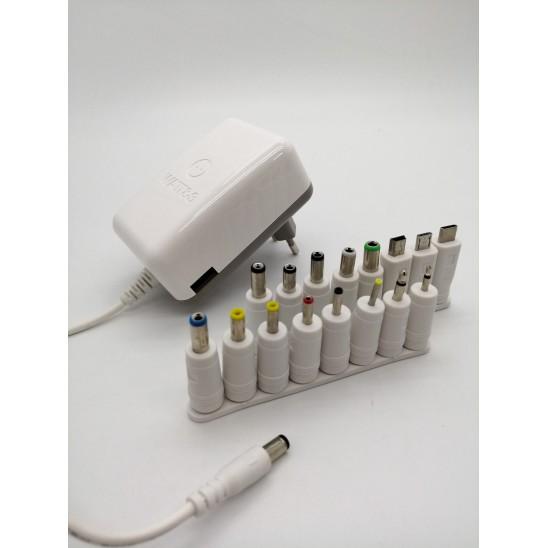 Chargeur Universel 2000mA 16 connecteurs + USB