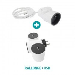 PACK CHARGEUR 1